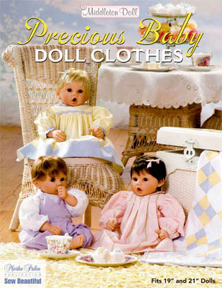 BABY DOLLS CLOTHES PATTERNS UK | Sewing Patterns for Baby
