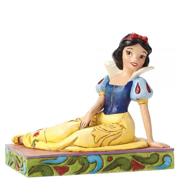 Be a Dreamer,  Snow White Figurine.