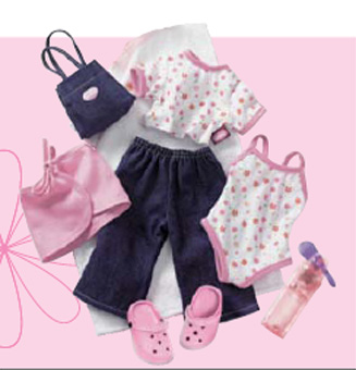 Doll & Bear Clothing