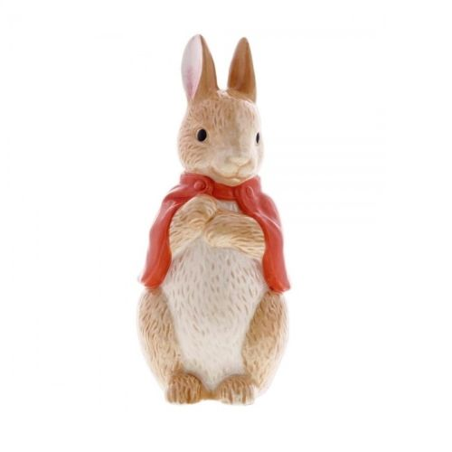 Flopsy Bunny porcelain money bank.