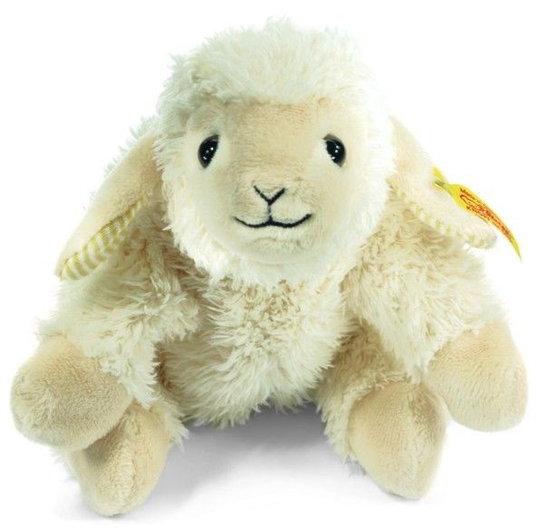 Little Floppy Linda Lamb, 16cm cream plush EAN 281280