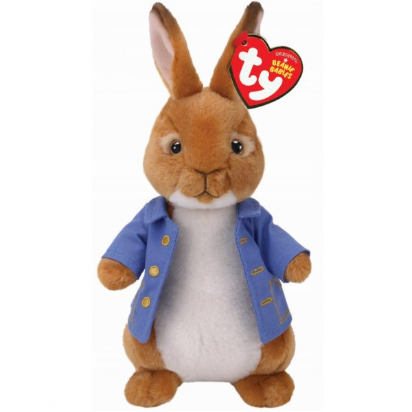 Peter Rabbit soft toy by TY.