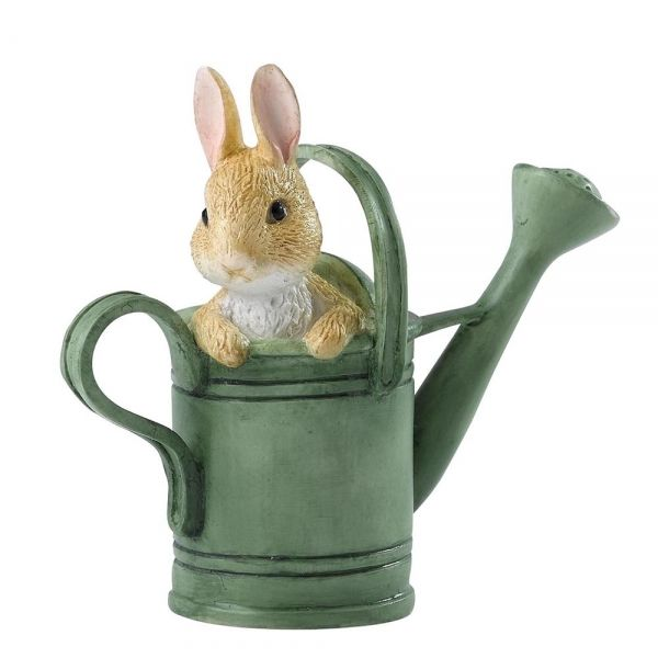 Peter Rabbit with Watering Can, Beatrix Potter Figurine A28296
