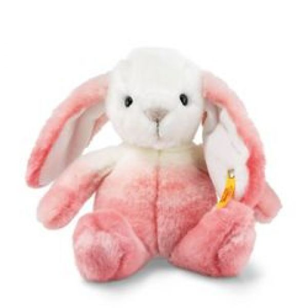 Starlet Rabbit in Pink, 20cm.  Steiff 080548