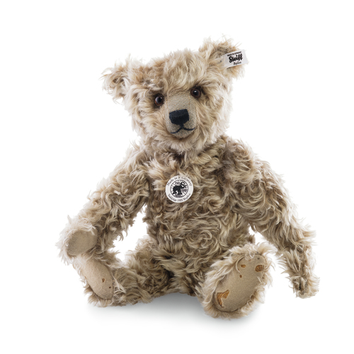 Steiff Limited Edition Teddy Bear Replica 1922. Caramel Tipped 35cm Collectors Bear. EAN 403248